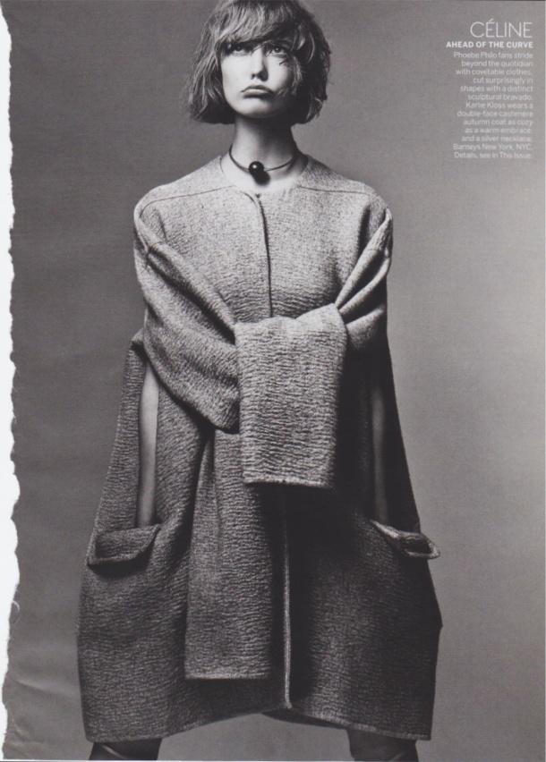 Celine Coat