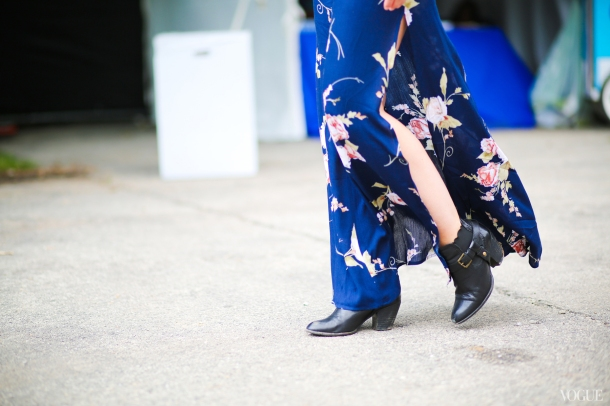 Ankle Boot Street Style Vogue